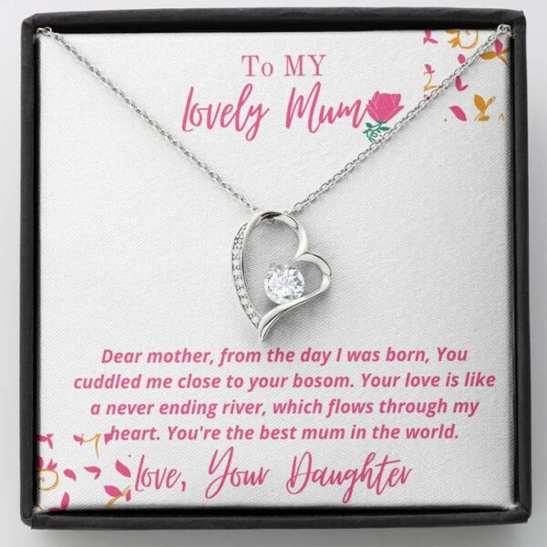 Best Mothers Day Gift For Mums - Forever Love Necklace1a