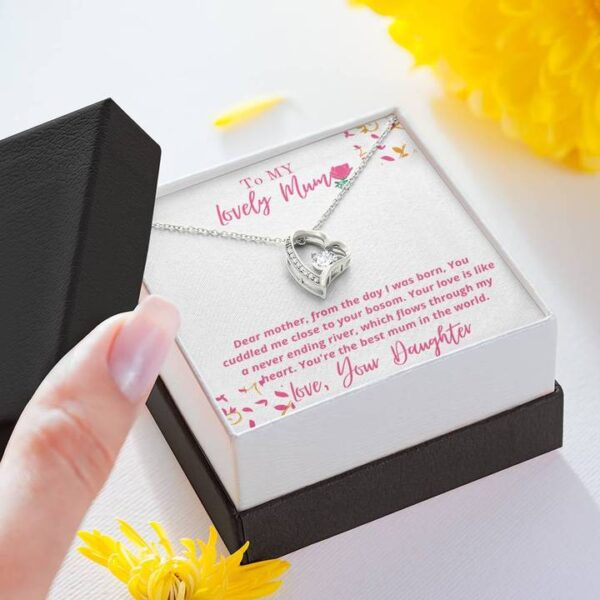 Best Mothers Day Gift For Mums - Forever Love Necklace1b