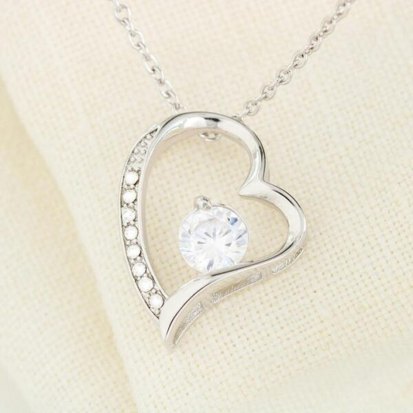 Best Mothers Day Gift For Mums - Forever Love Necklace1i
